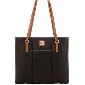 Dooney & Bourke Pebble Collection Lexington Tote